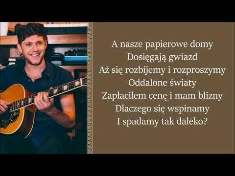 Niall Horan - Paper Houses TŁUMACZENIE PL