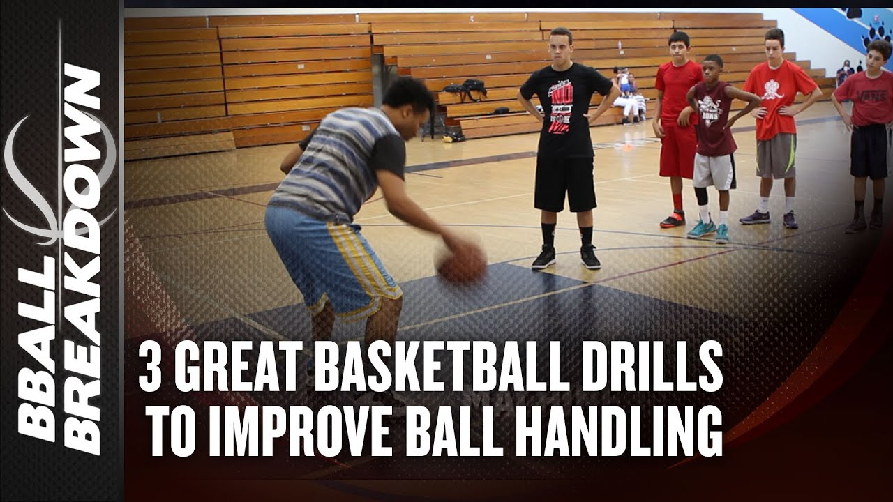7 Easy Ways to Improve at Basketball (with Pictures)