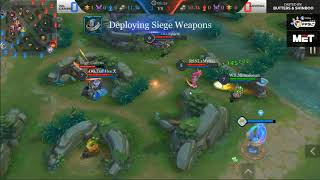 Arsenal vs Wil Gaming | Game 1,2,3 | PPGL 2018 : Arena of Valor