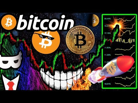 BITCOIN Going PARABOLIC!?! Altcoins PUMP!! $BTC & Crypto DEMAND On The RISE [PROOF]