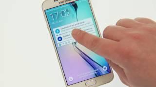 Samsung Galaxy S6 / S6 edge: Sperrbildschirm einrichten
