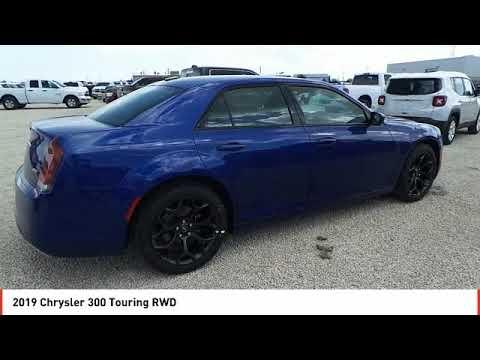 2019 Chrysler 300 Odessa TX KH614362