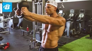 Ultimate Upper Body Kettlebell Workout | Jason Figorski