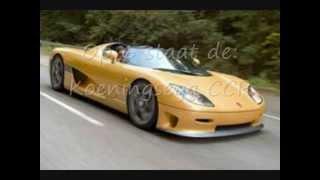 De top 10 duurste auto's ter wereld