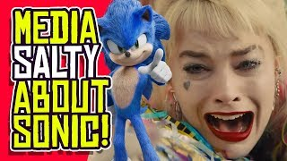 Birds of Prey: Media SALTY About Sonic the Hedgehog Box Office?!