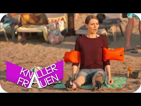Urlaubsreif | Knallerfrauen