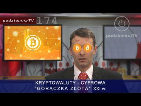 """Robią nas w konia: BitCoin fenomen KRYPTOWALUT cyfrowa """"gorączka złota"""" XXIw"""