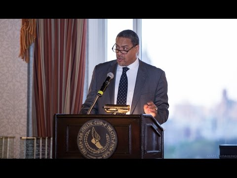 Don McPherson Speaks at National Football Foundation (NYC) 2016 Elite Eleven Gala