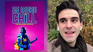 Be More Chill 3.0: Our New Broadway Artwork