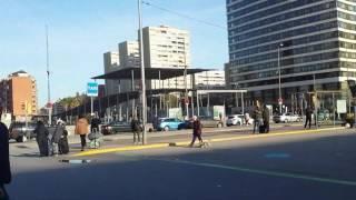 Экскурсия на вокзал Барселоны. Sants Estacio