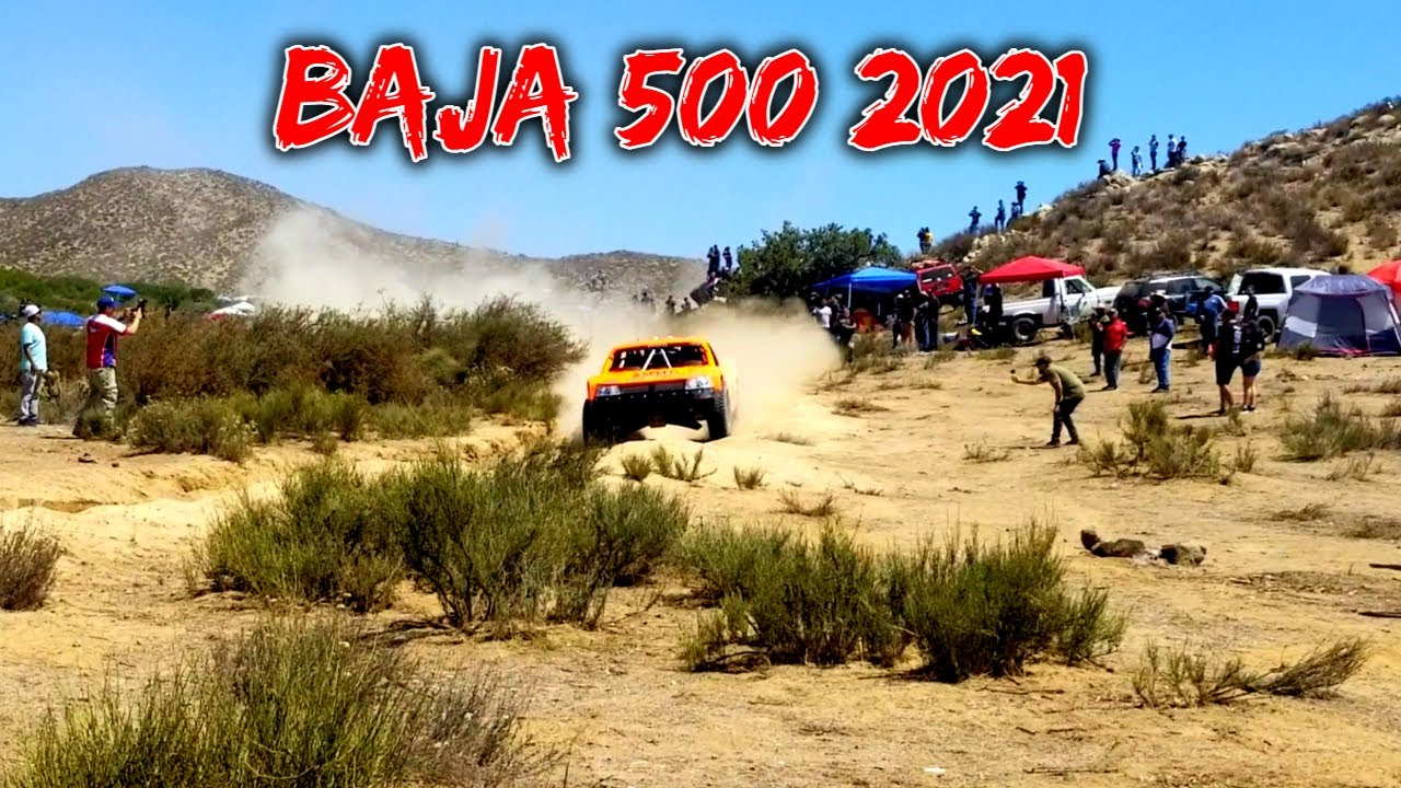 Baja 500 2021 | Mi primer baja | Offroad Tijuana (PRIMERA PARTE)