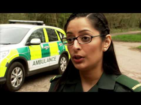 Become a Paramedic with WMAS