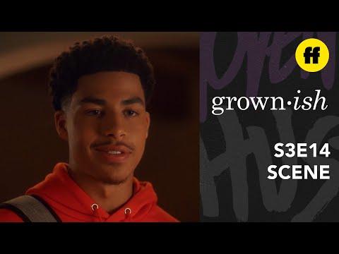 Download grown-ish Season 3, Episode 14 | Junior Says Goodbye to Sky | Freeform