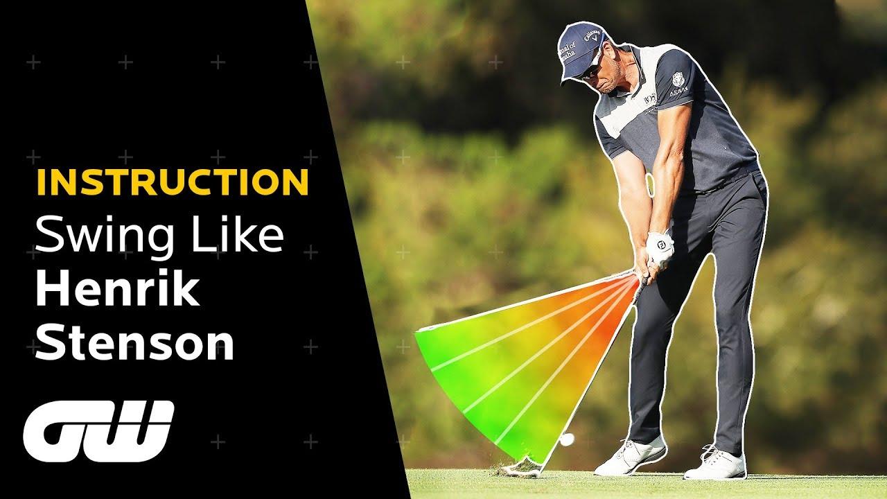 Henrik Stenson S Guide To Perfect Iron Shots Swings Tips Golfing World
