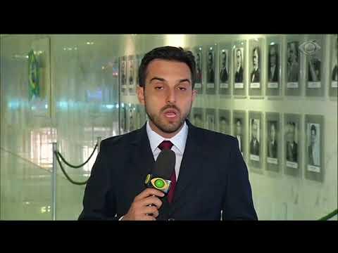 Relator Da Reforma Tributária Se Encontra Com Michel Temer