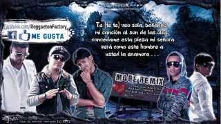 "Arcangel Ft. Chencho, Ken Y, Zion, Jory  - ""MORE (Remix)"" con Letra ★NEW Reggaeton 2012★"