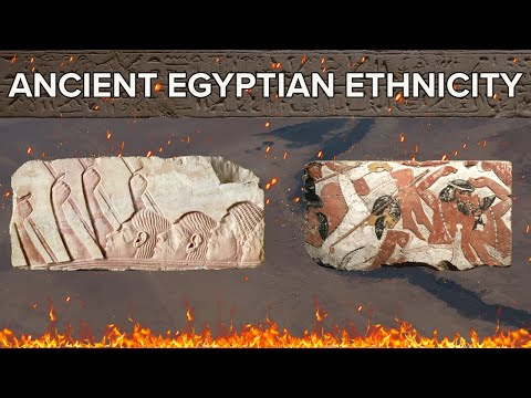 Ancient Egyptian Identity And Ethnicity In Pharaonic Egypt   Dr. Juan Carlos Moreno García