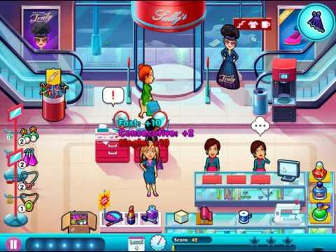Fabulous - Angela's Fashion Fever Gameplay