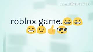 Roblox game PART2 (natural disaster survival)😀😁☺️