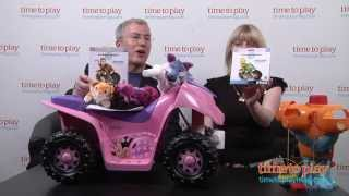 The Playdate: Power Wheels, Outdoor Playsets, Littlest Pet Shop, My Little Pony And More