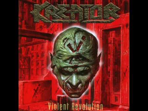 Kreator - Servant In Heaven King In Hell
