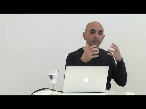 Digital Fabrication Lecture Series: Nader Tehrani