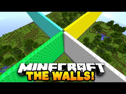 "Minecraft THE WALLS ""TNT EXPERTS!"" #1 w/ PrestonPlayz & CampingRusher"