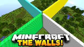 "Minecraft THE WALLS ""TNT EXPERTS!"" #1 w/ PrestonPlayz & CampingRusher"