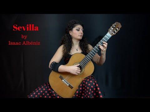 Исаак Альбенис - Suite Espanola Op47 Sevilla Bream Arr