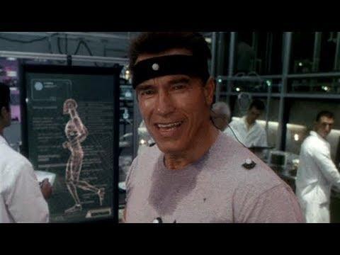 Prototype Of T-850 'Terminator 3' Deleted Scene
