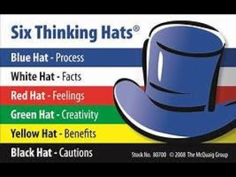 Book Reviewsix Thinking Hats