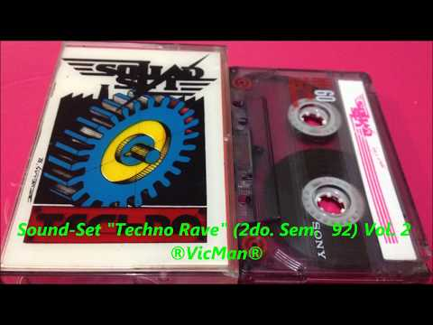 "Sound - Set ""Techno Rave"" (2do. Sem. ´92) Vol.2"