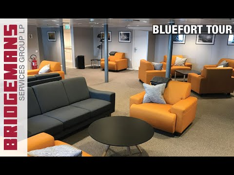 Tour of MV Bluefort