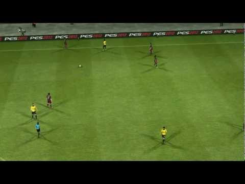 PES 2012 - Back to the Finals 1.0 - FC Barcelona VS. Arsenal - 17 May 2006 - Part 1/2 - HD