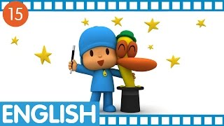 Pocoyo in English - Session 15 Ep. 05-08