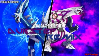 Dialga/Palkia battle DUBSTEP REMIX