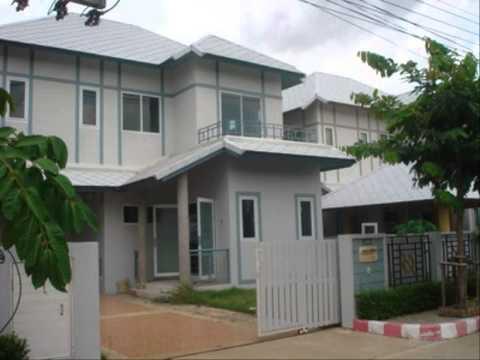 แบบบ้านดิน แบบบ้านไม้ชั้นเดียวทรงไทย