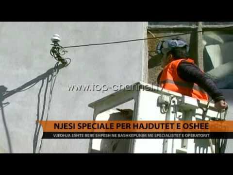 Njësi speciale për hajdutët e OSHEE-së - Top Channel Albania - News - Lajme