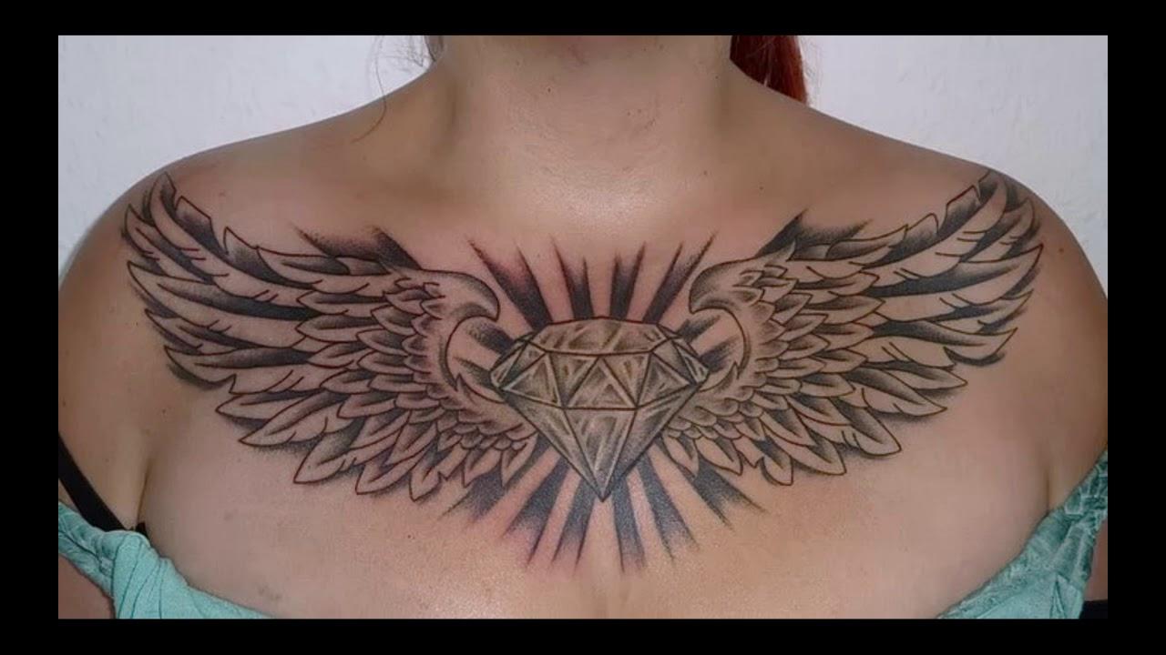 татуировка на спине крылья ангела значение татуировки крылья на
