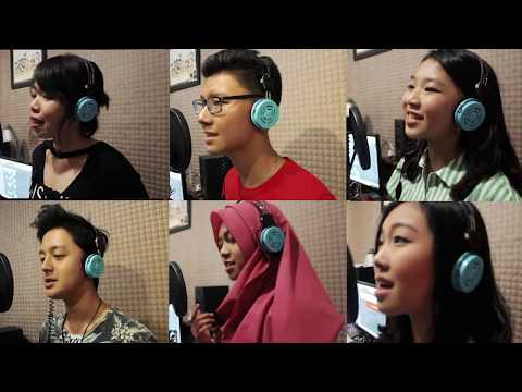 Indonesia Jaya Cover by Future Star