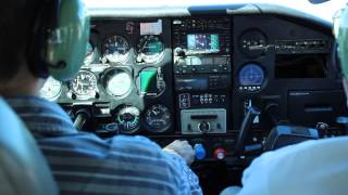 Cessna 177 Cardinal Training-Clearing Fouled Plugs