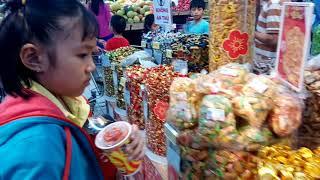 Bánh kẹo ngày Tết