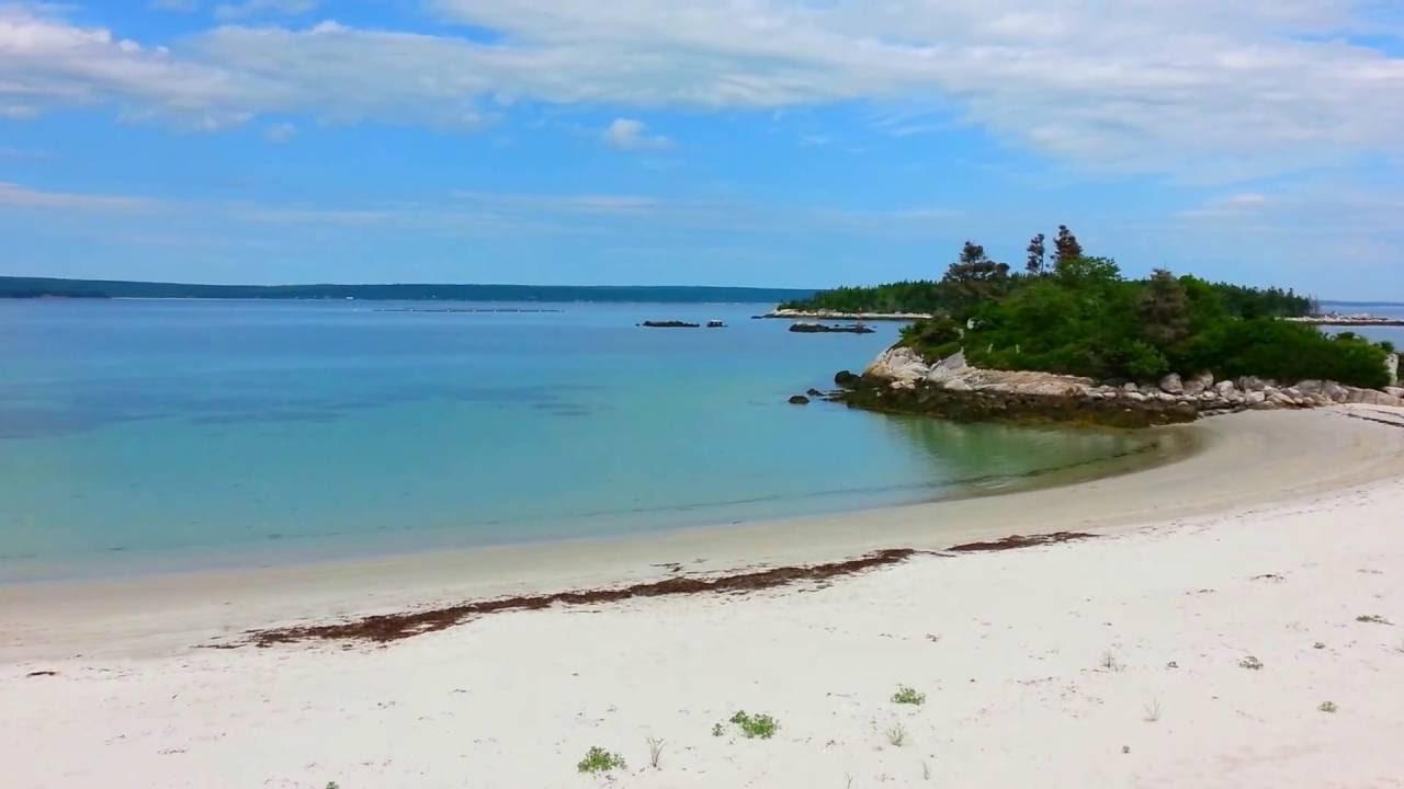 Carters Beach Nova Scotia Youtube