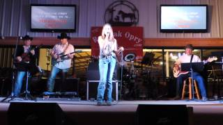 "Video Alexis Elkins singing ""Coat Of Many Colors"" at Red Oak Opry download MP3, 3GP, MP4, WEBM, AVI, FLV Oktober 2018"