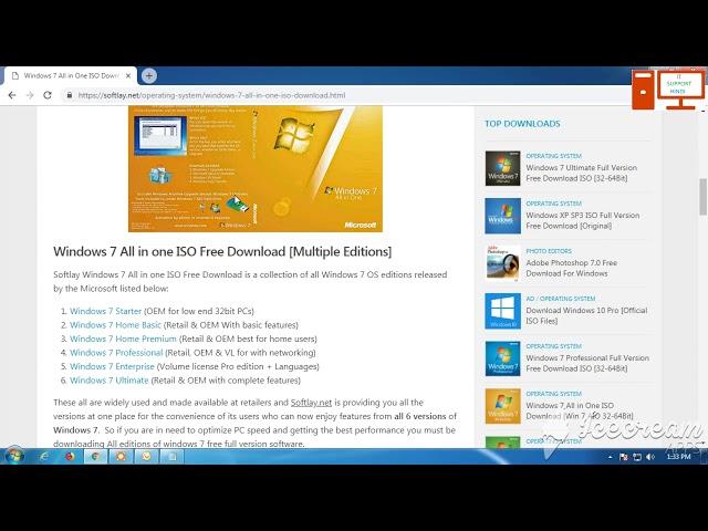 microsoft windows 7 volume license download