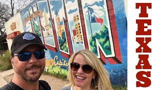 Full Time RV Austin | San Antonio | The Alamo | Changing Lanes!