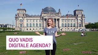 Quo vadis, Digitale Agenda? - Netzgeschichten