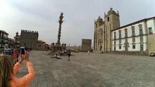 Порту Португалия / часть 1(Путешествие Португалия Порту Travels to Portugal Porto., 2016-09-09T21:23:21.000Z)