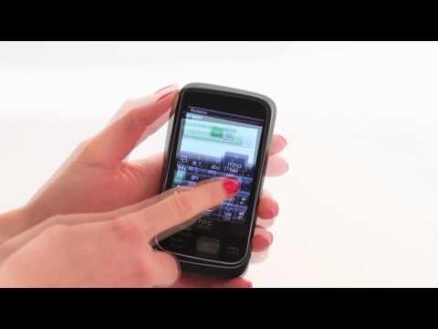 HTC Smart - opsætning af Facebook
