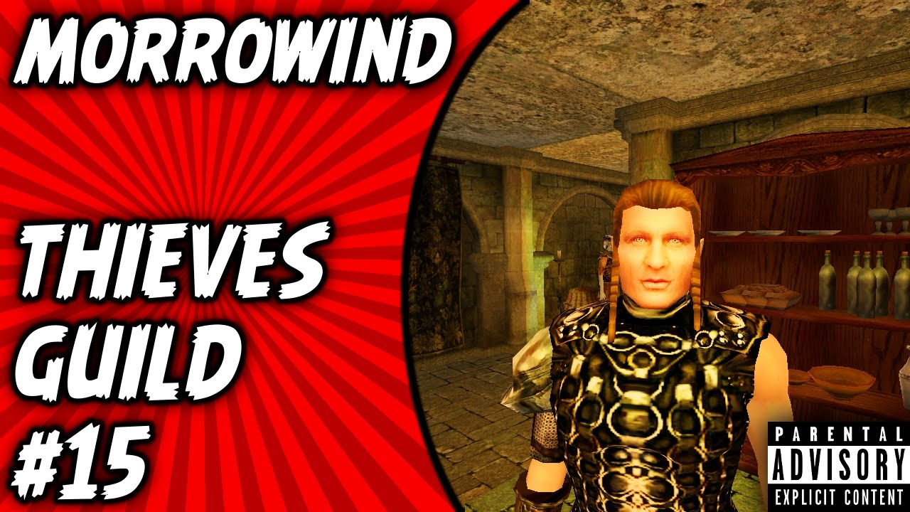 morrowind how to join thieves guild